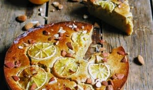gâteau à la pulpe de bergamote