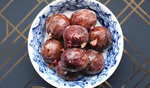 Beignets chinois de patate douce