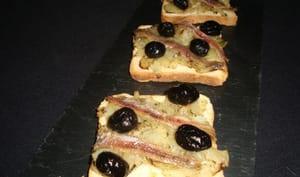 Croqu'pissaladière