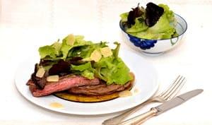 Steak parfait