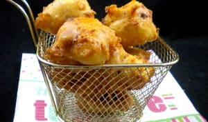 Croustillons au jambon cru et gruyère pour l'apéro