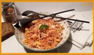 Salade de carottes, betterave jaune et panais