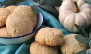 Macarons rustiques à l'ancienne