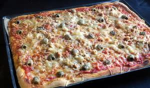 La pizza de la tribu