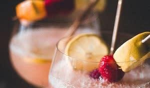 Cocktail Rhum Pamplemousse