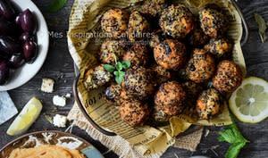 Kefta boulghour et aubergine