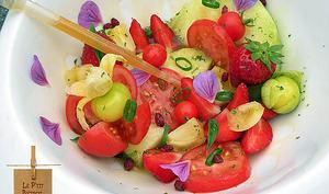 Gastrique aux Fruits de la Passion