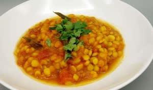 Chana dal au curry