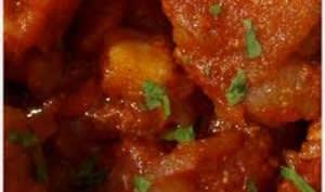 Sauté de porc à la tomate au cookeo