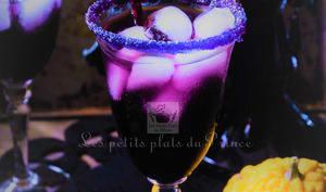 Purple vodka