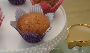 Muffins citron et graines de pavot