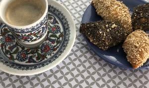 Makrout aux amandes sans gluten et sans lactose