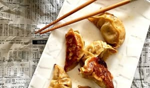 Raviolis chinois au boeuf