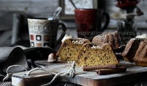 Gâteau au potiron facile