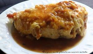 Filets de poulet sauce paprika