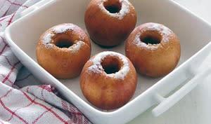 Pommes au four et au Carambar
