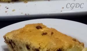 Gâteau moelleux aux chocolats de Noël