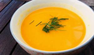 Soupe de butternut