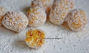 Boule aux noix de cajou et caramel