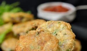 Galettes de pommes de terre de Bombay, Chutney de tomates