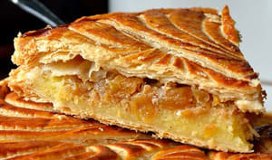 Galette ananas coco