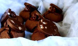 Ghriba au Nutella