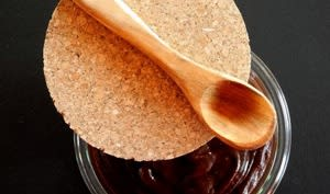 Pâte à tartiner châtaigne et chocolat