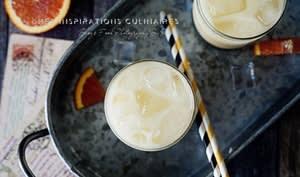 Mocktail à l'orange dominicain