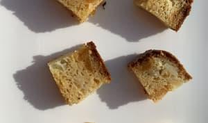 Cake aux abricots et Chaussée aux moines