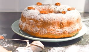 Carrot Cake spécial cocooning