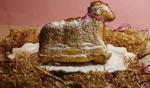 L'agneau de pâques