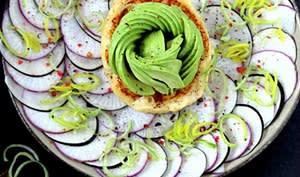 Salade crudivore
