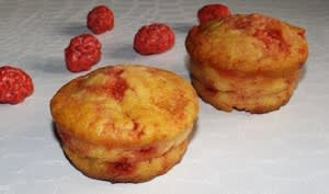 Muffins aux pralines roses ou muffins à la lyonnaise