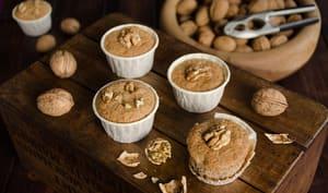 Muffins aux noix