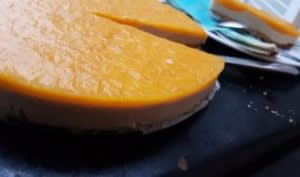 Cheesecake VG mangue coco