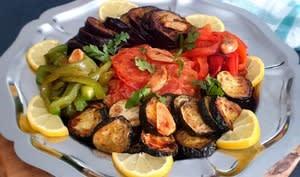 Légumes frits
