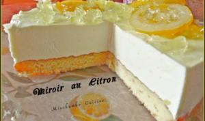 Miroir au citron