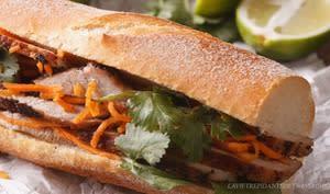 sandwich vietnamien banhmi