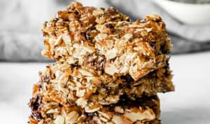 Barres granola maison
