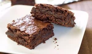 Brownies light au chocolat