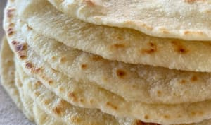 Tortillas maison