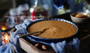 Pate a tartiner aux amandes, Amlou