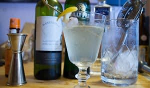 Le Dry Martini du paysan