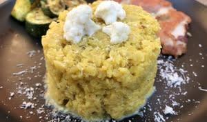 Chou-fleur façon «risotto»
