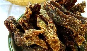 Viande séchée à la marocaine