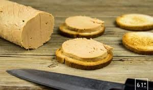 Foie gras pour noël