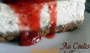 cheesecake au fromage ricotta
