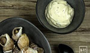 Mayonnaise iodée
