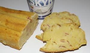 Cake salé allégé au Skyr