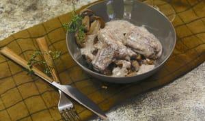 Bouilliture d'anguille ou matelote au vin rouge du Marais Poitevin